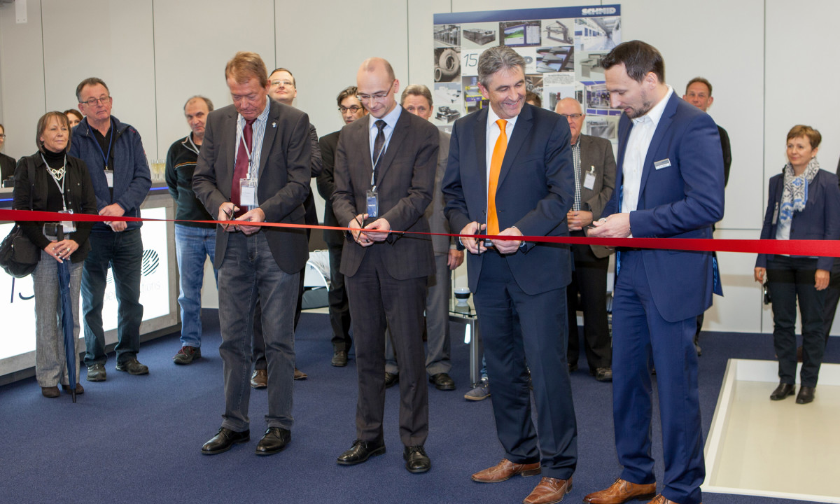 SCHMID Inauguration new Technology and Competence Center