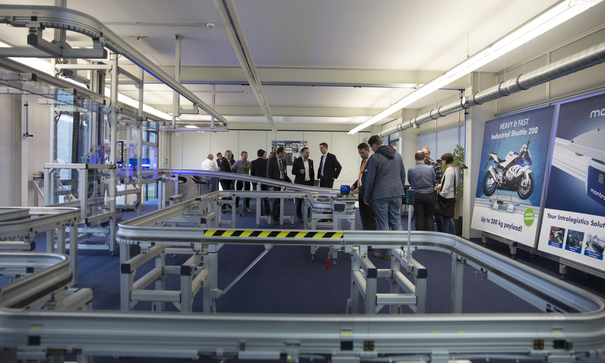SCHMID Technology and Competence Center