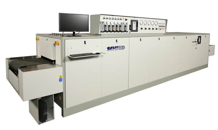 Controlled Atmosphere Conveyor Furnace | SCHMID Group
