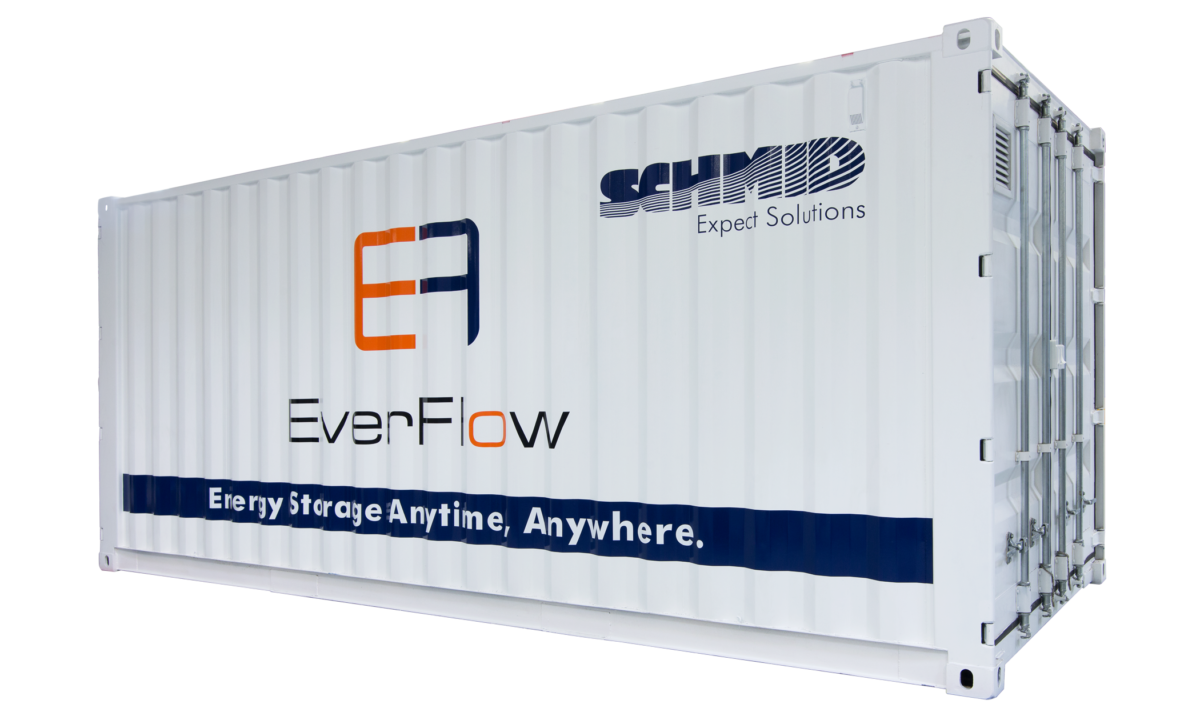 EverFlow<sup>®</sup> Storage Container